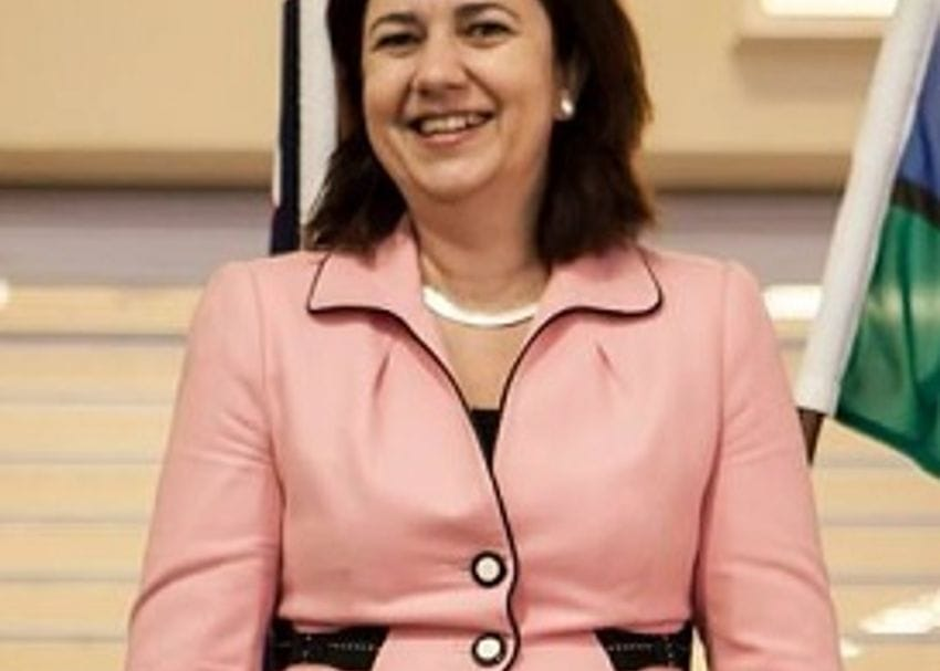 GOVERNMENT'S NEW BUY QUEENSLAND INITIATIVE AN AUSTRALIAN FIRST