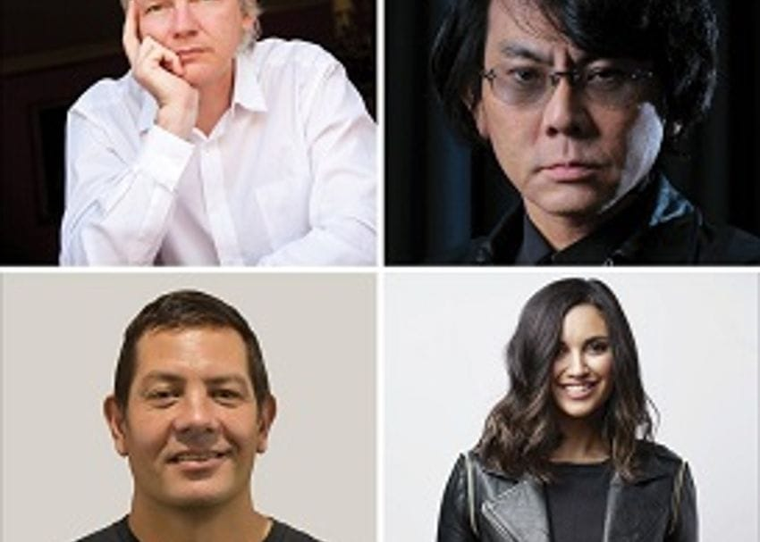 JULIAN ASSANGE HEADLINES PROVOCATIVE ROUND TABLE TO DISCUSS HOW WE CAN CHANGE THE WORLD