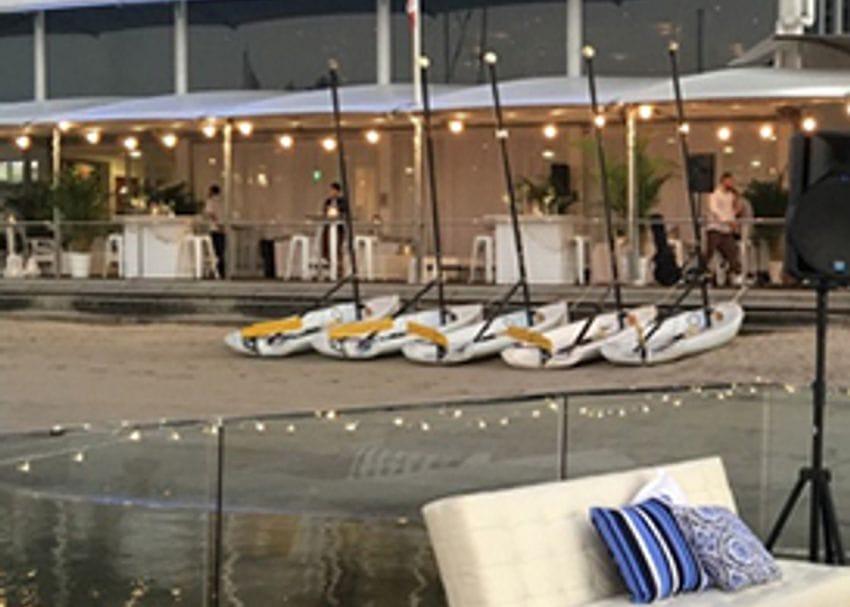 SOUTHPORT YACHT CLUB CREATES AWARD-WINNING CORPORATE CHRISTMAS ATMOSPHERE
