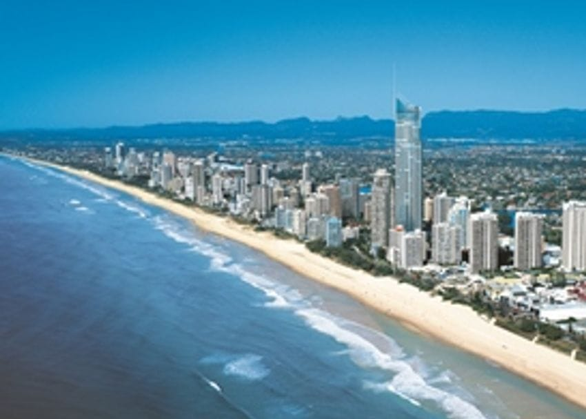 GOLD COAST VISITOR NUMBERS RISE AGAIN, DRIVEN BY CHINA MARKET
