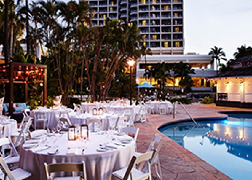 Deciding how to treat your staff to a memorable Christmas? Surfers Paradise Marriott has it covered