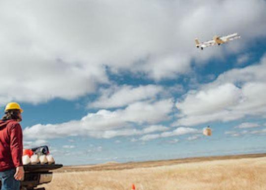 GUZMAN Y GOMEZ TO START DELIVERING BURRITOS BY DRONES