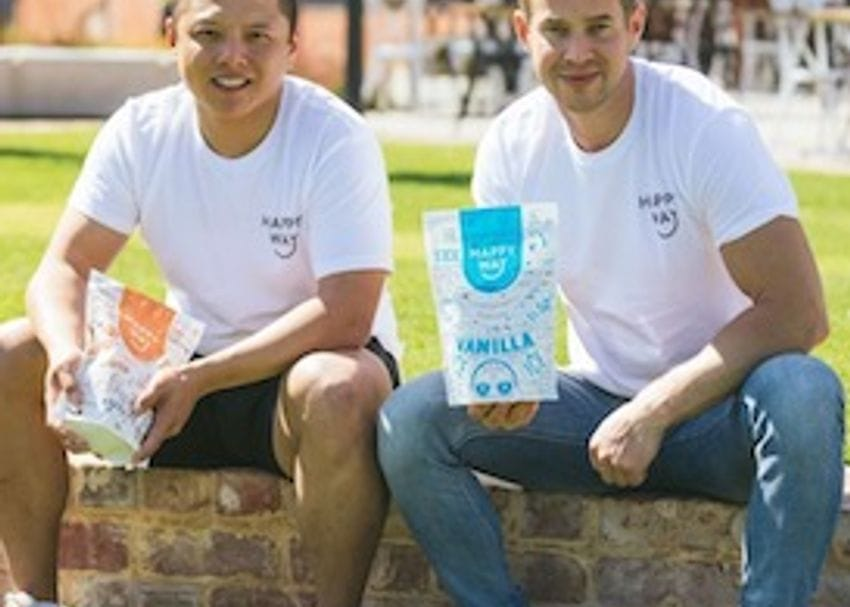 DOING THINGS THE HAPPY WAY IS THE KEY TO SUCCESS FOR ADL PROTEIN BRAND