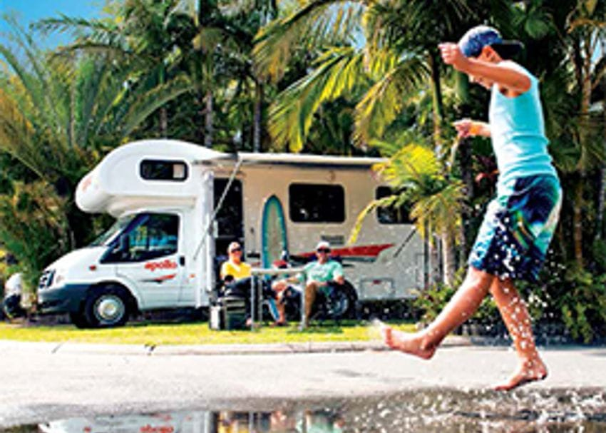 Apollo scoops up troubled Fleetwood RV brands
