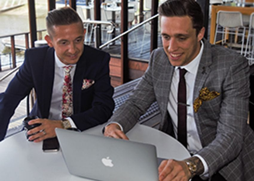 Meet the duo crushing sales stereotypes, redefining a global industry