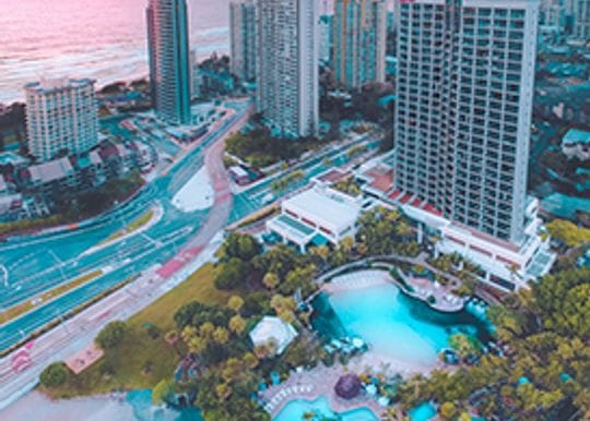 Surfers Paradise Marriott dishes the total package in the heart of the GC