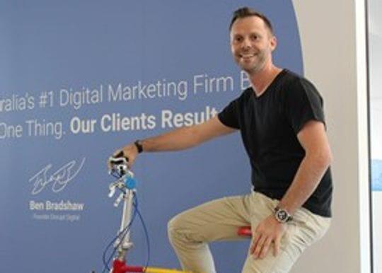 Digital disruptor wins Brisbane Young Entrepreneur of the Year 2018
