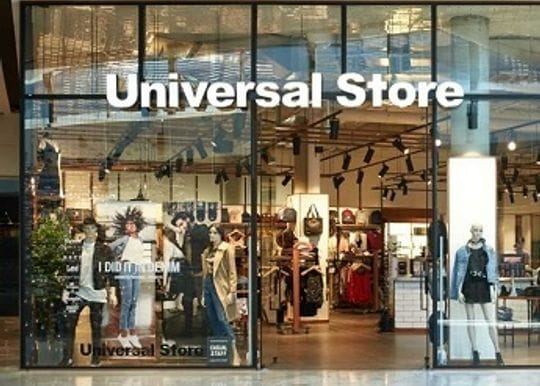Universal Store taken over for $100m