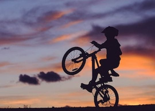 Help build a bike or two to make a child's Christmas spectacular