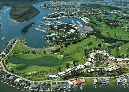 Sanctuary Cove property from Indian Ponzi scheme to go under the hammer tomorrow