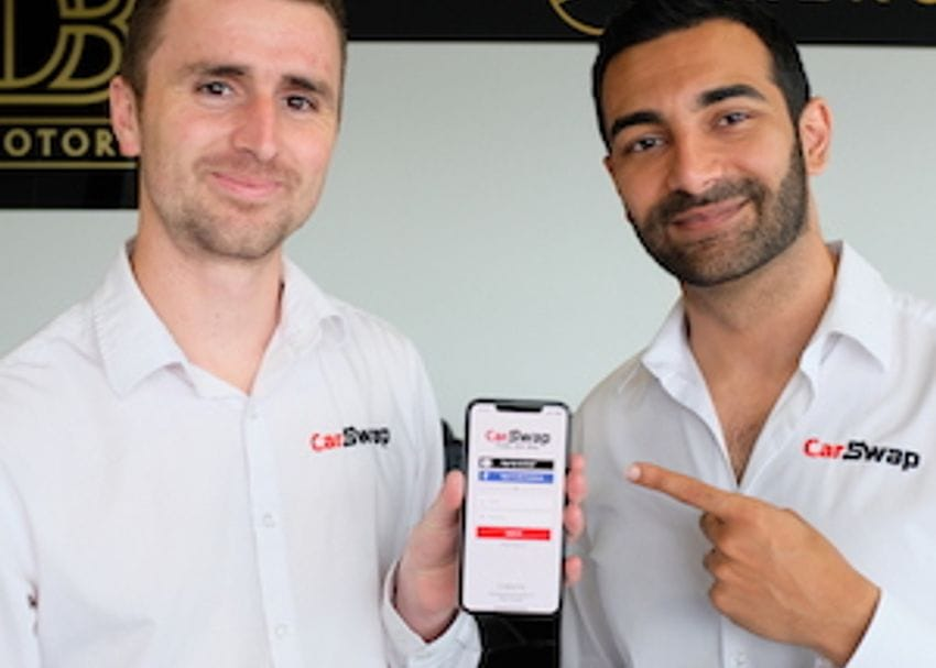 How CarSwap is taking on a monopoly with its next gen auto classifieds app