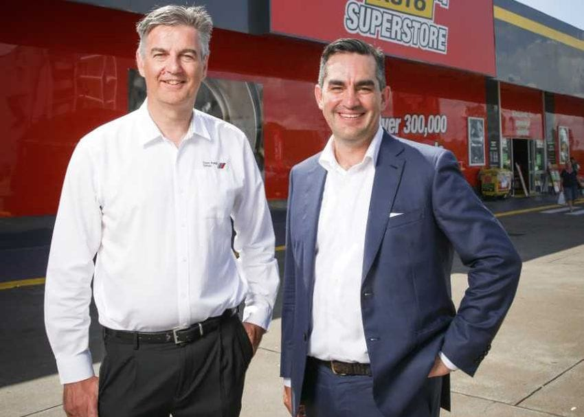 Super Retail Group draws from within to appoint new chief