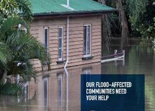 Vinnies North Queensland Flood Appeal