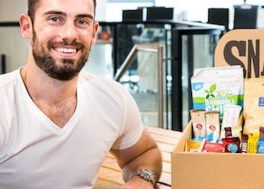 Snackwize secures investment from TechnologyOne founder