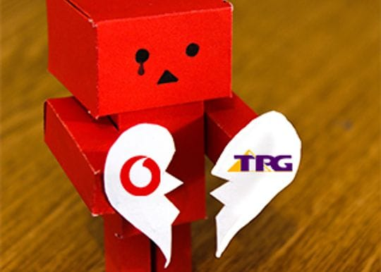TPG and Vodafone to file legal action against ACCC