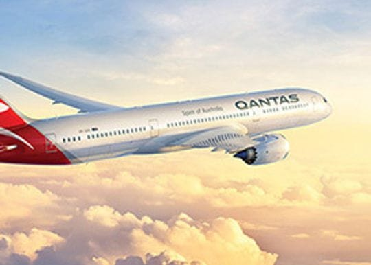 Record revenue for Qantas but high fuel costs guzzle profit