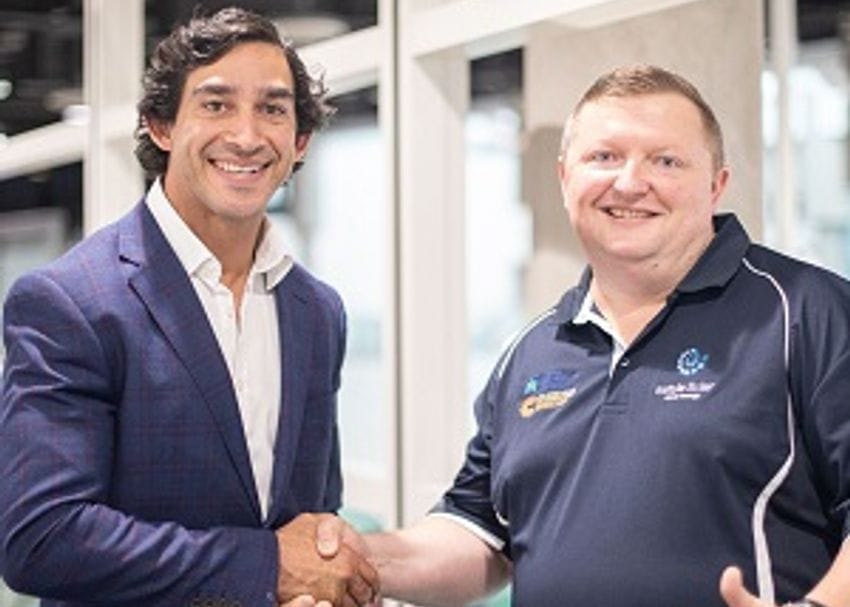 Instyle Solar announces power play with League legend Johnathan Thurston