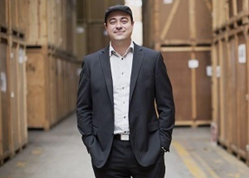 Logistics legend Carlos Ferri wins Sydney Young Entrepreneur Award