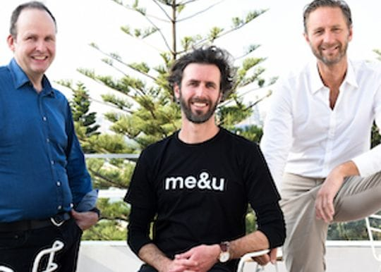 Heavyweight investors back $8m raise for restaurant ordering app me&u