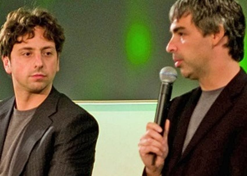 Google co-founders Larry Page and Sergey Brin step down from Alphabet leadership