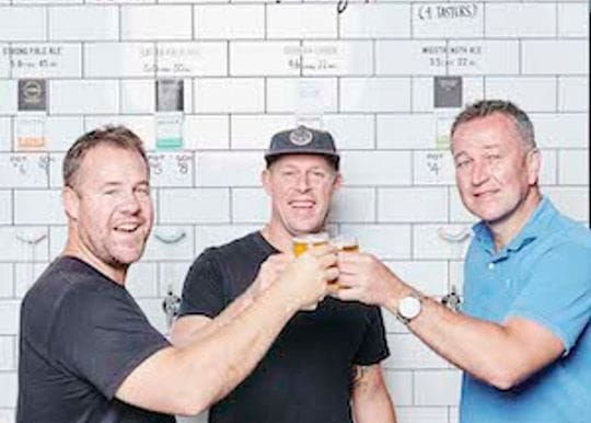 Carlton United Breweries pours itself a tall glass of Balter