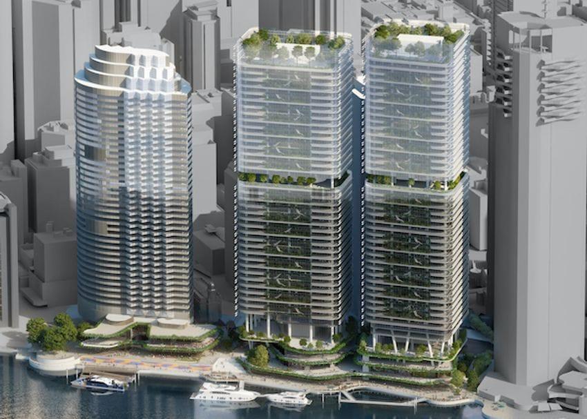 Dexus secures $2.1 billion redevelopment of Brisbane's Eagle Street pier