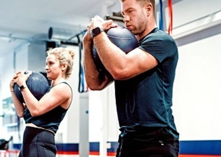 F45 Training files for US IPO