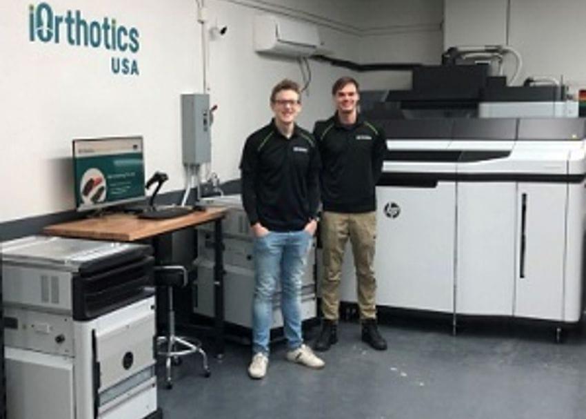 Healthia makes US footprint with 3D-printed orthotics
