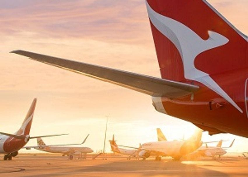 Qantas to suspend two major China routes