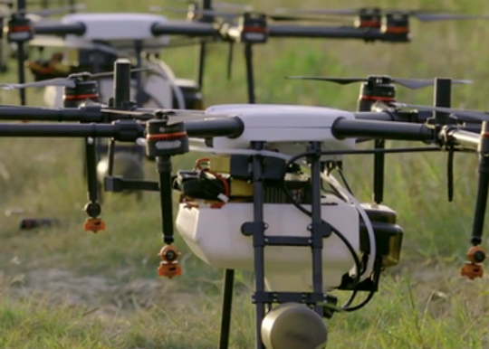 Could this startup's drone technology revive bushfire-ravaged Australia?