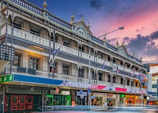 Brisbane pub The Elephant Hotel sold for $20m