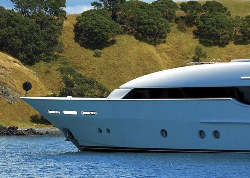 Superyacht trial to commence at Brisbane's Kangaroo Point