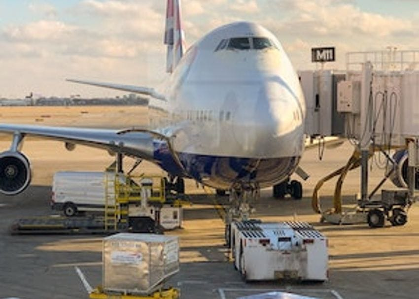 Air cargo networks in turmoil as international flights cancelled