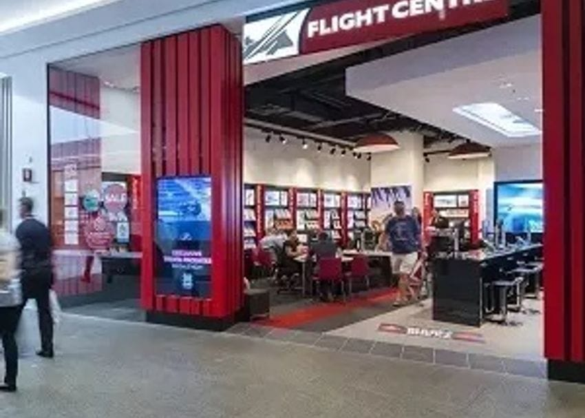 6,000 Flight Centre staff stood down, 35 per cent of stores to close globally