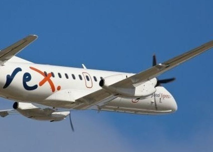 Rex returns to Queensland skies after State Government performs a barrel roll