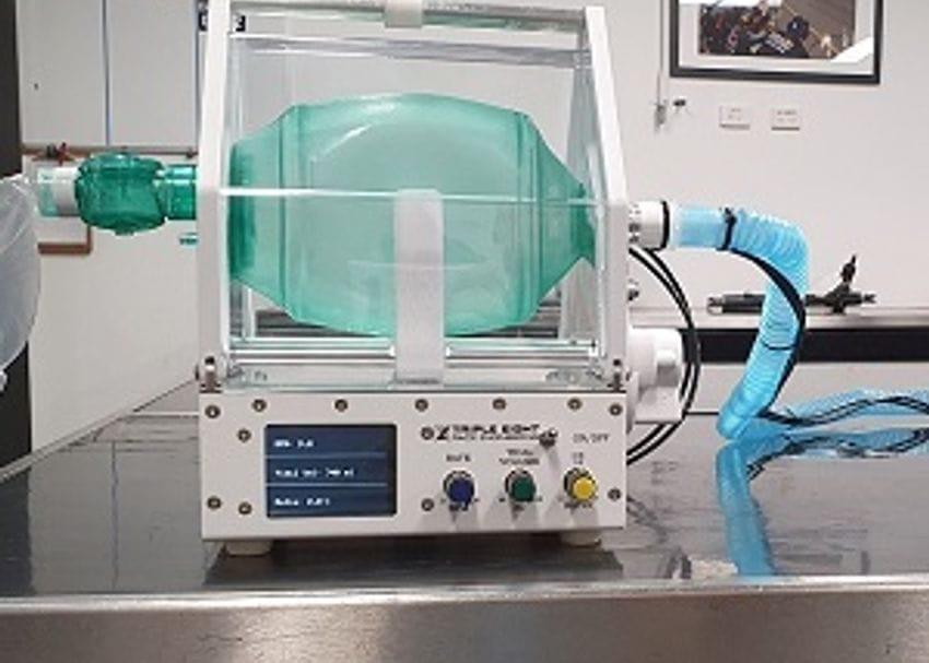 Brisbane car engineering firm changes gear to develop ventilator