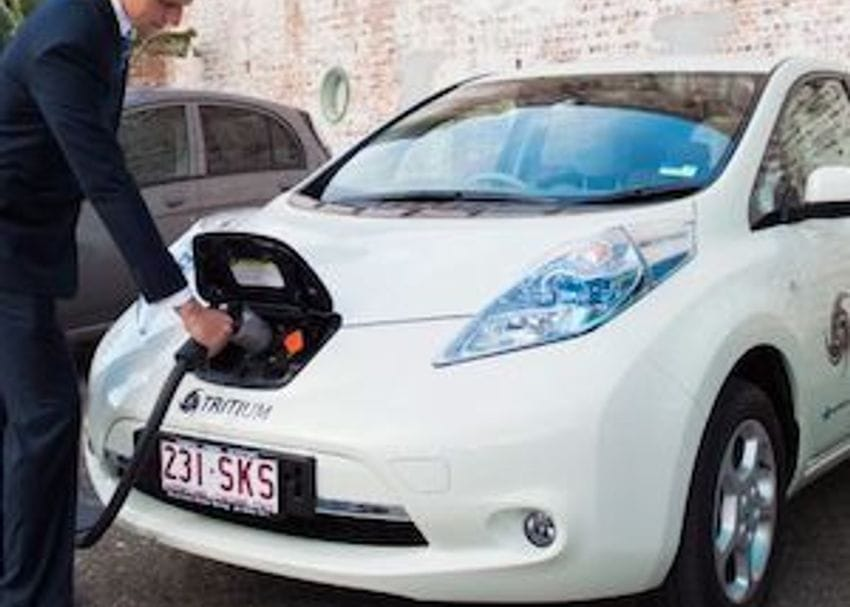 Tritium pioneers streamlined charging and payments solution for electric vehicles