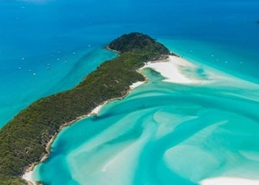 Alliance Airlines to run four weekly flights to the Whitsundays