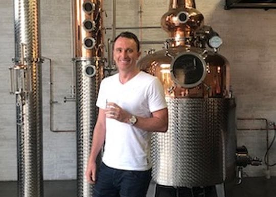 iVvy co-founder James Greig launches Wildflower Gin distillery
