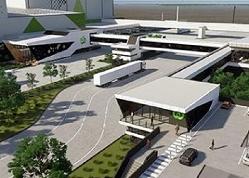 Woolies, Qube to spend at least $1.1 billion on automated distribution centres in Sydney