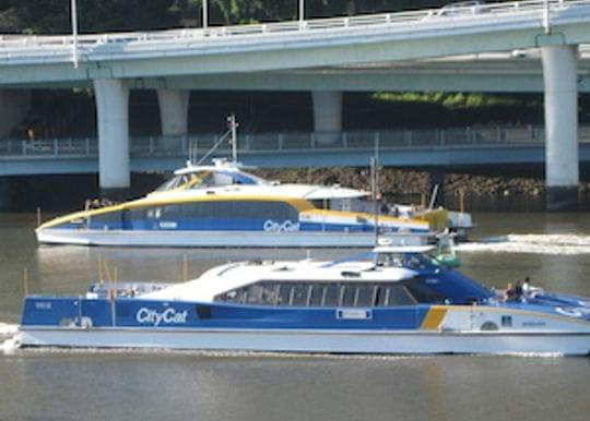 SeaLink secures Brisbane CityCat contract