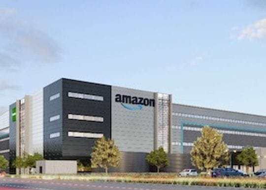 Amazon Australia to construct robotic fulfilment centre in Sydney's West