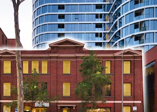 Trio of neighbouring properties in West Melbourne sold for $60m