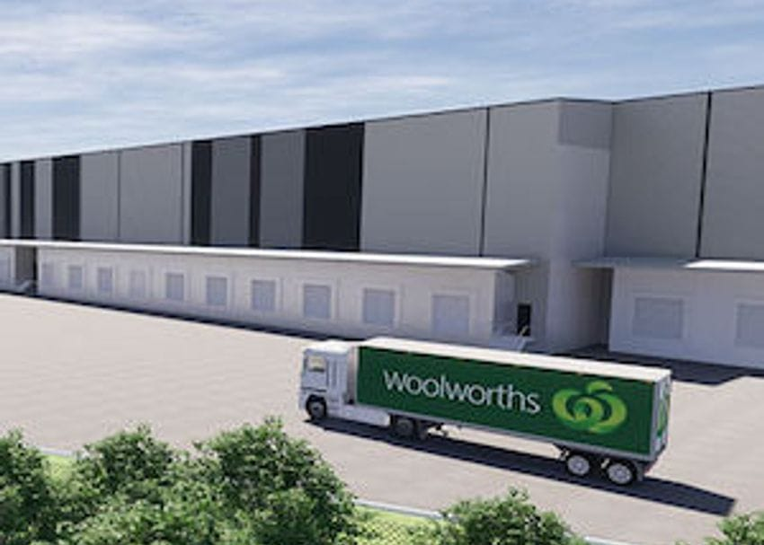 COVID case forced Woolworths delivery centre to close