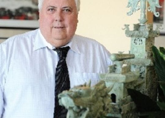 Clive Palmer charged with fraud over alleged dishonest transfers