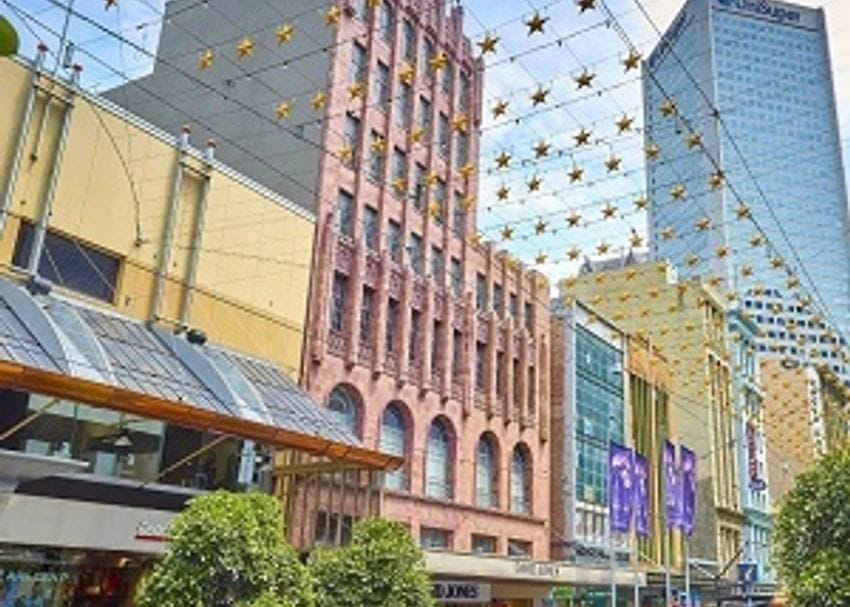 David Jones to sell Bourke Street Mall property for $121m