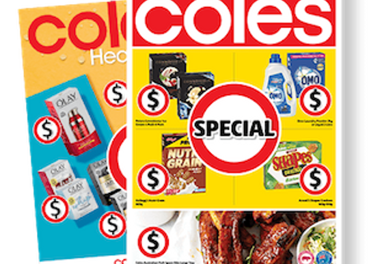 IVE Group to lose millions as Coles ditches printed catalogues