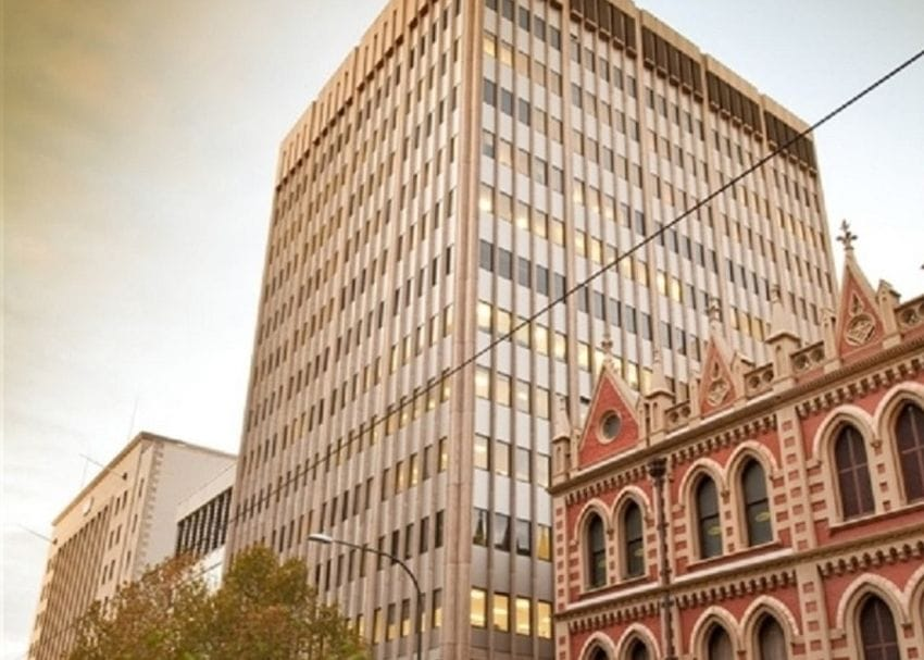 NAB House in Adelaide sold for $47.2m