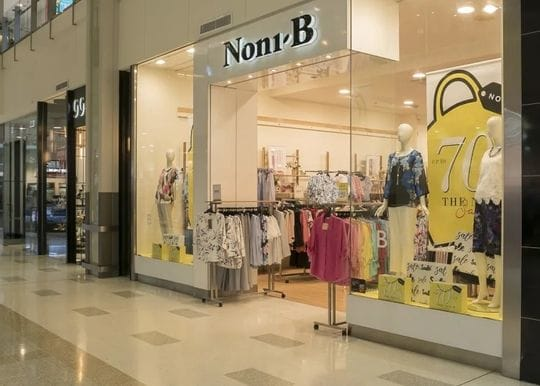 Owner of Noni B and Millers strikes deal to reopen its Westfield stores