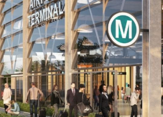Station locations revealed for Western Sydney Airport metro project
